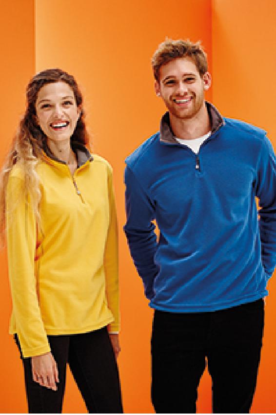 Farben & Größen TEXstick® TEXTILWERBUNG