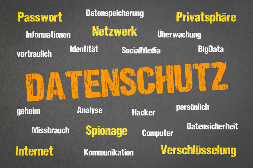 Datenschutz - Stickerei & Textildruck TEXstick® TEXTILWERBUNG