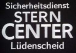 SternCenter mit Stickerei von TEXstick® TEXTILWERBUNG