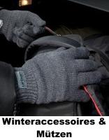 Winteraccessoires & Mützen. Mit Stoffen wie Polyester, Wolle oder Fleece sorgt dies bei Handschuhen, Mützen, Schals etc.für die nötige Wärmeisolierung. Entdecken Sie jetzt unsere große Auswahl und bestellen Sie bequem online!