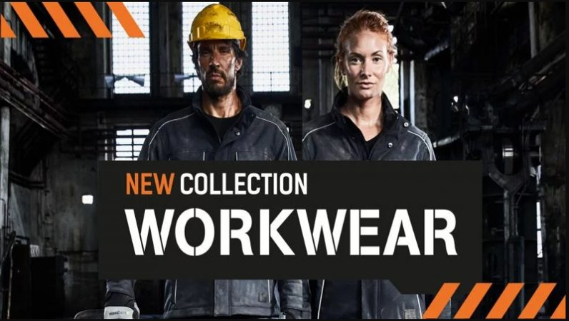 James & Nicholson WORKWEAR by TEXstick®